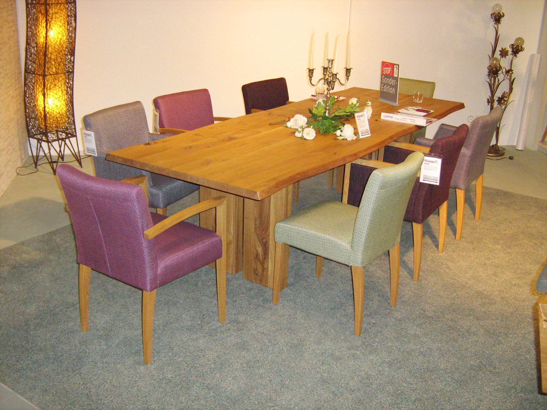 MOBITEC AMAZONE SHANNA Baumtisch (ohne Stühle)